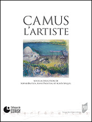 Camus l'artiste book cover