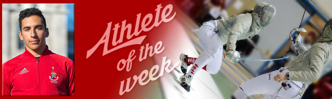Athlete of the Week - Dani Mansour