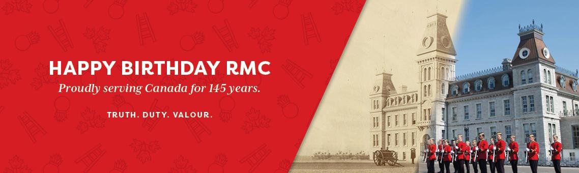 Happy Birthday, RMC!