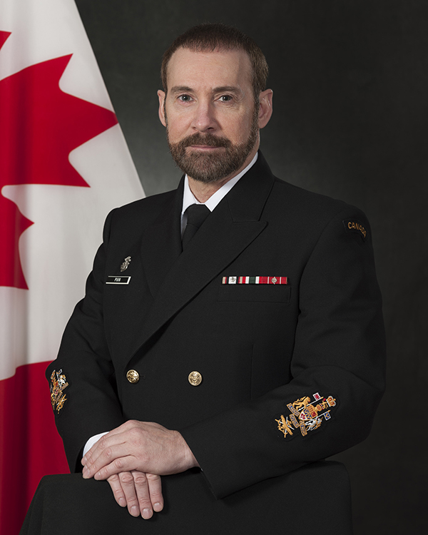 The College Chief Warrant Officer