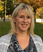 Katharina Guenther, Director of SLOWPOKE-2 Facility